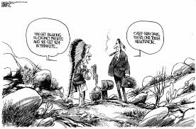 racism native americans
