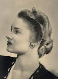 1940s hairdos