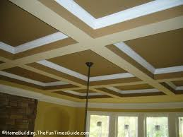 coffered ceilings pictures