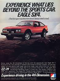 amc eagle sx4