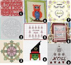 owl cross stitch patterns