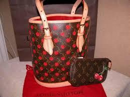 louis vuitton cherry purses