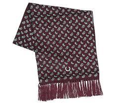 paisley silk scarves