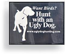 hunting dog decals