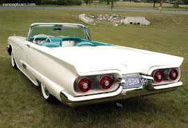 58 ford thunderbird