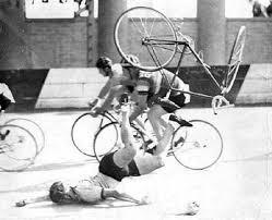 bicycle crash photos