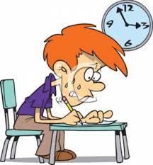 exam studying