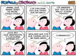 tirillas comicas en blanco