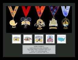 medal shadow box