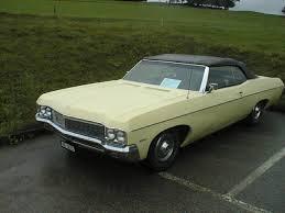 1970 impala convertible