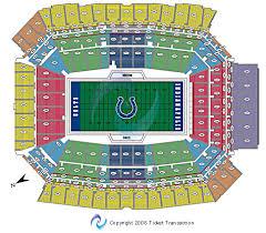 lucas oil stadium map