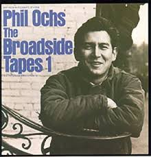 Phil Ochs - The Broadside Tapes 1