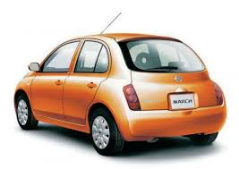 small nissan cars