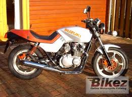 1982 gs650