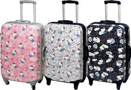 hello kitty suit case