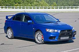 new mitsubishi evolution
