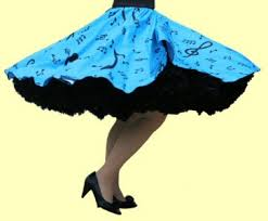 netting petticoat