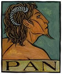 pan greek god