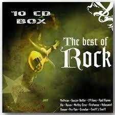 best of rock cd