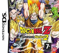 dragon ball z on ds