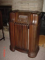 philco antique radio