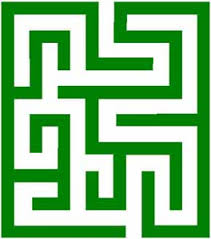 labyrinths and mazes