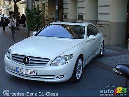 2009 mercedes cl