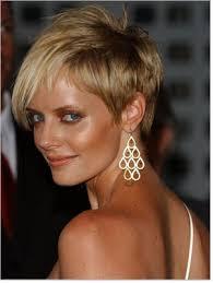 short hair trends 2009