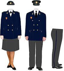 fire service uniform
