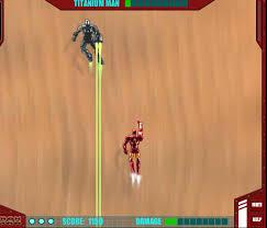 iron man online games