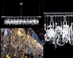 moder crystal chandelier