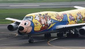disney airlines