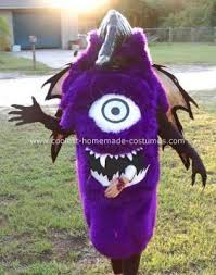 one eyed one horned purple people eater