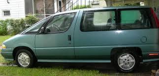 chevy mini vans
