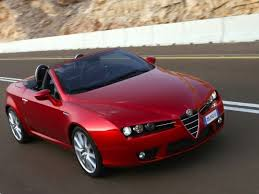 2011 and 2009 Alfa Romeo Spider