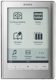 Sony digital Reader, PRS600