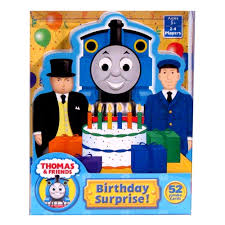 thomas and friends birthday