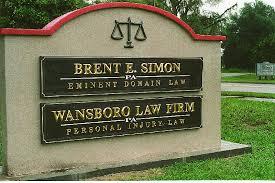 legal sign