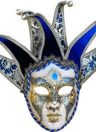 full face venetian mask