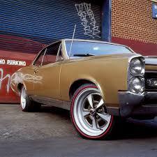 pontiac rally ii wheels