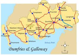 galloway map