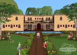 mansion and garden stuff