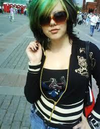 emo punk fashion