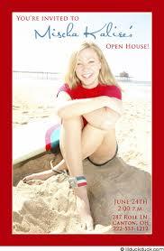 graduation open houses