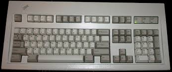 old ibm keyboard