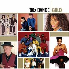 80s dance gold