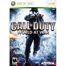 call of duty world at war the game