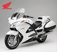 honda police bikes
