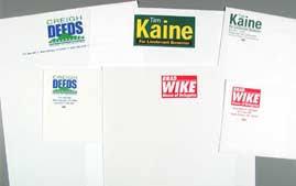 campaign letterhead