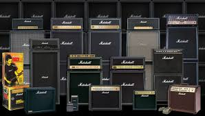 marshall stack amplifiers